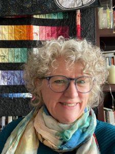 Photo of Rev. Dr. Cathy Harrington