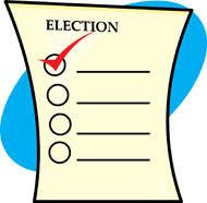 clipart of generic ballot